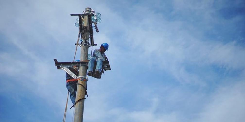 抗灾复电 惠州供电在行动!