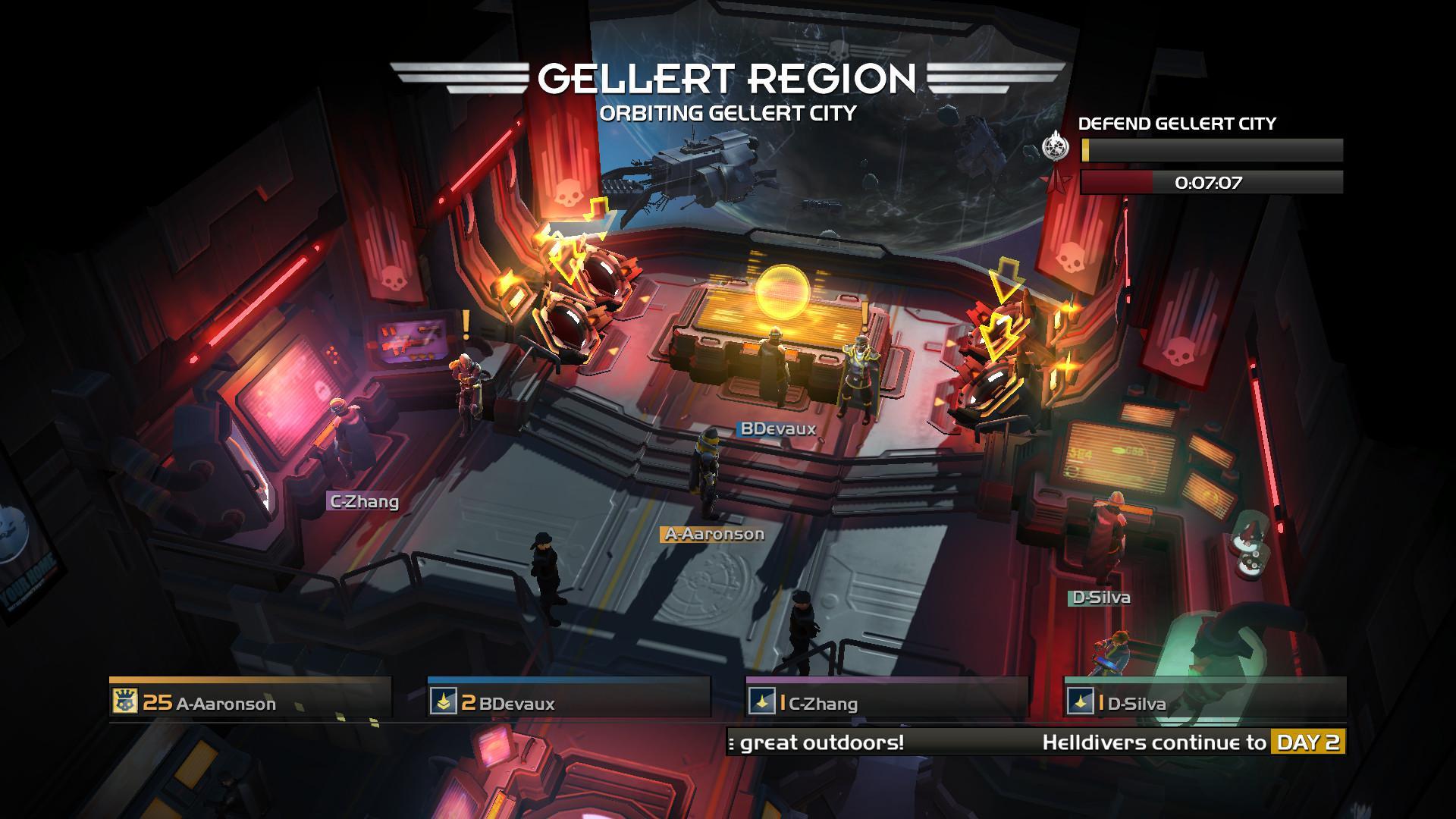 《绝地潜兵》:痛击我的队友 保护我的敌人