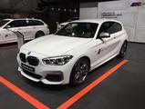 2016巴黎车展:动力强悍 宝马M140i巴黎车展正式发布