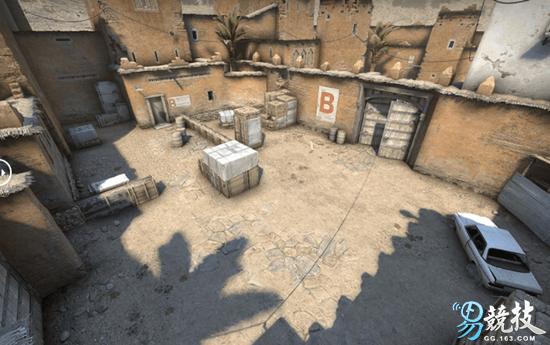 CS:GO重制版沙2正式接班 欢迎来到炙热沙城