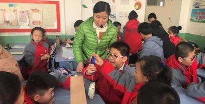 金马小学教育集团组织开展名师引路课