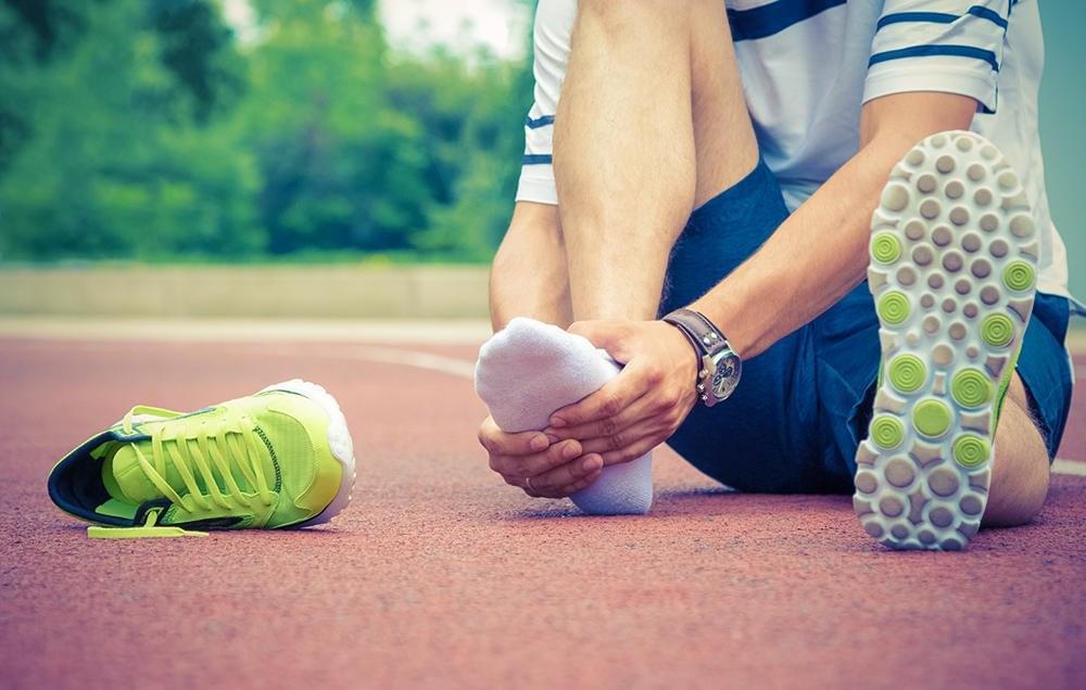 预防水泡从4点做起 跑鞋合脚减少脚汗