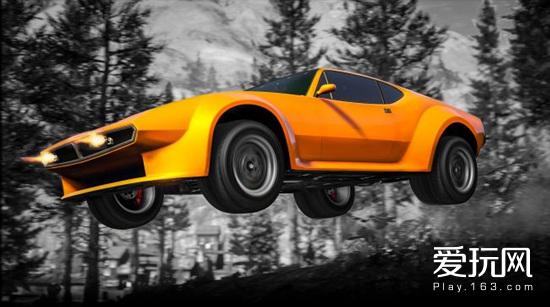 《GTA OL》史上最快超跑已上线 车速快到可以触发BUG