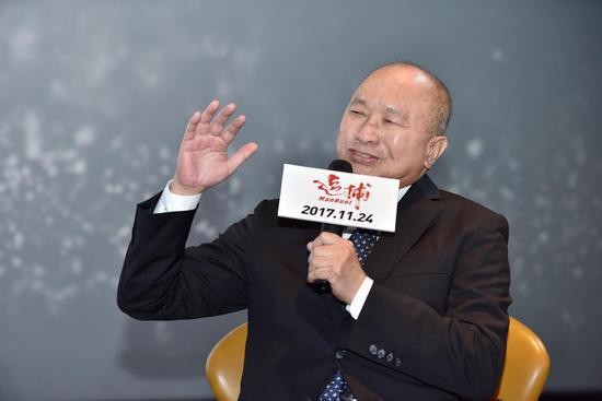 1、吳宇森表示:有所追尋使我年輕