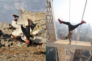 作死的运动:废墟跑酷