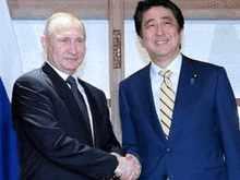 日俄首脑会谈不提领土问题 日媒:双方态度现温差