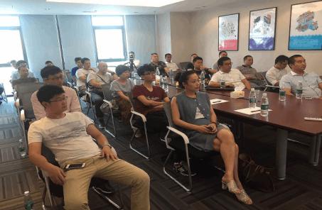 易宁网在苏州成功举办新零售时代下代理商招募会议