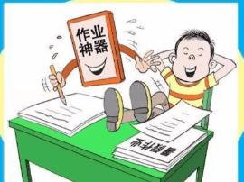 """男孩保证写完暑假作业 底气竟来自""""代写机构"""""""