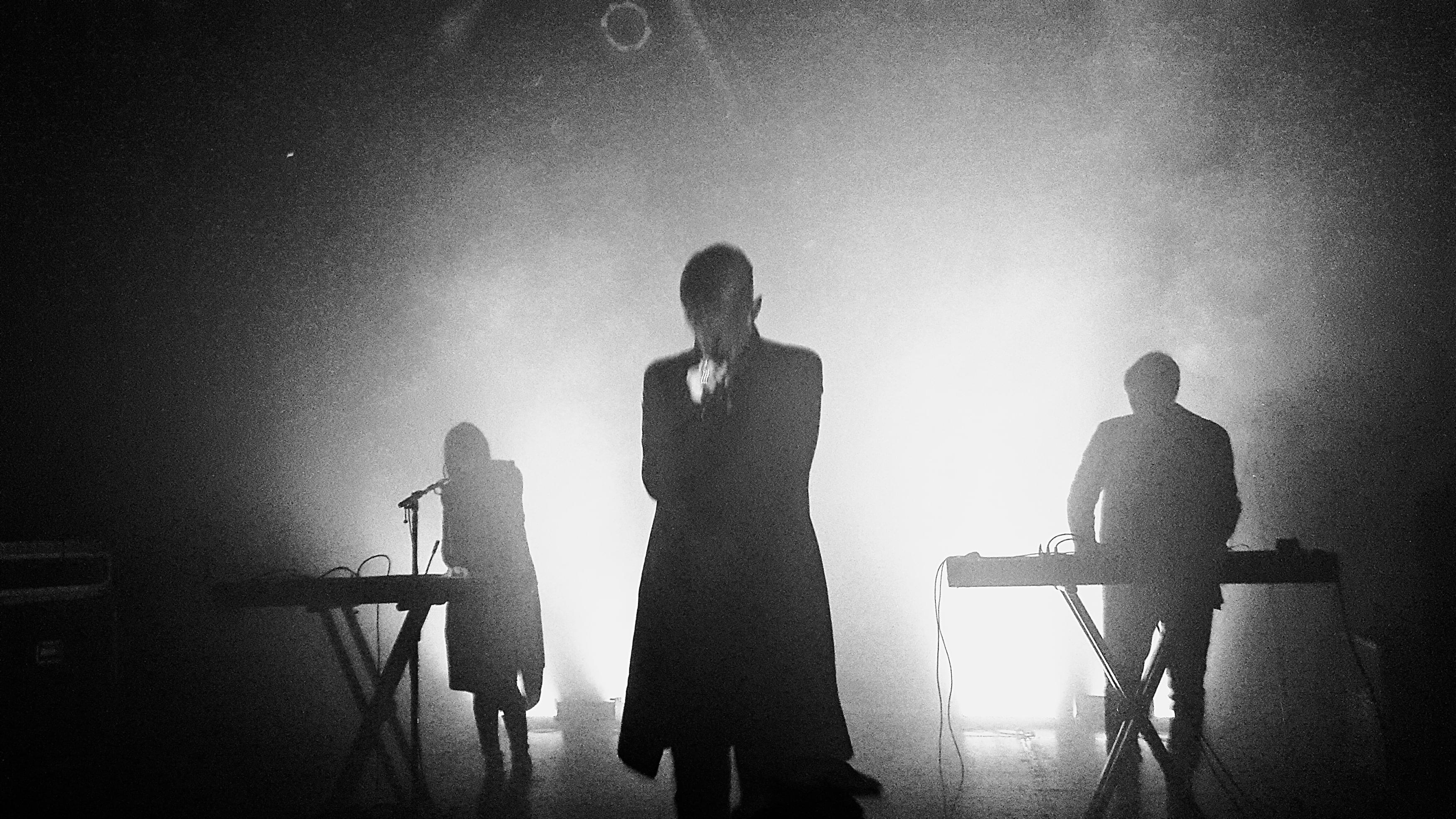 潮潮音乐周预热表演:Cold Cave 三城巡回