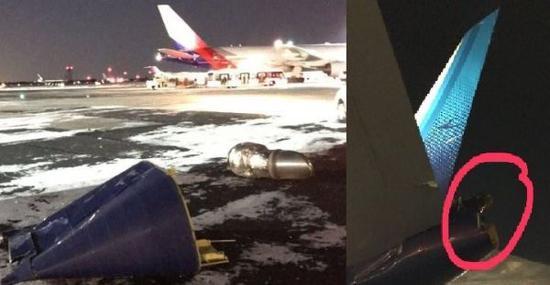 受纽约暴雪天气影响,肯尼迪机场航班大量取消,机场周边酒店房间十分紧