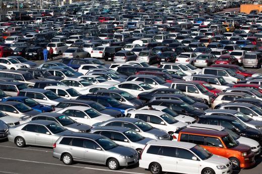2017年我国汽车销售2887.89万辆 同比仅增3.04%