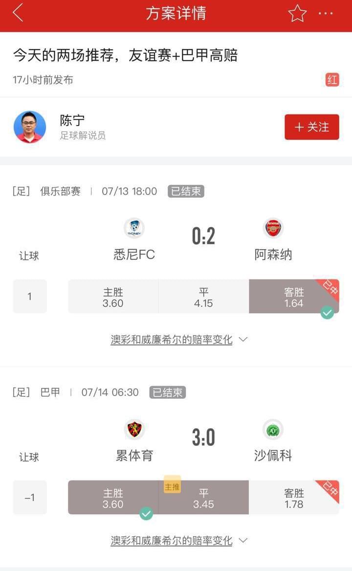 范志毅神预测再开吸金模式 竞彩4连红玩转欧联杯