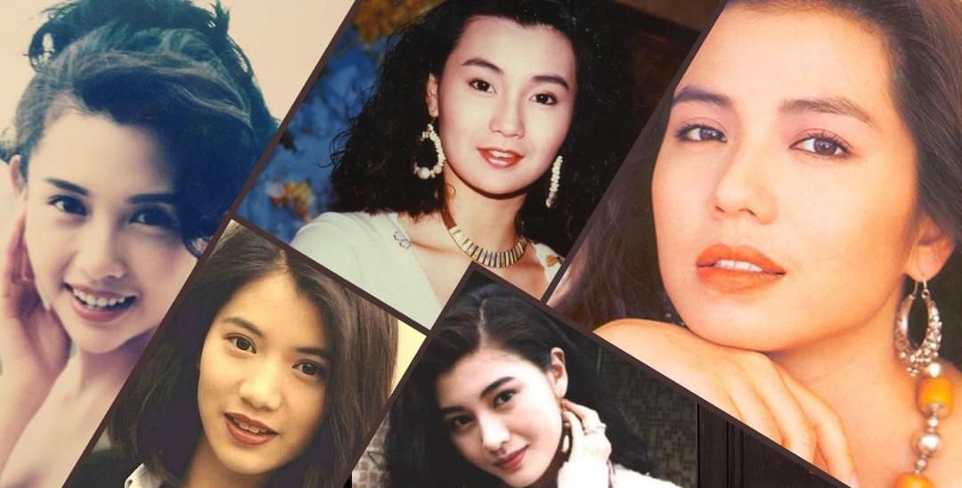 香港小姐十强诞生 但她们才是记忆里最美港姐