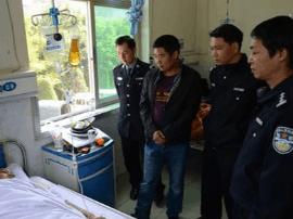 唐山市领导慰问因公负伤民警辅警