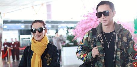 韩庚带女友回东北见家长后回京