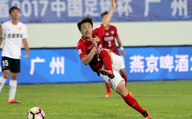 足协杯-郑龙一击制胜 恒大1-0华夏