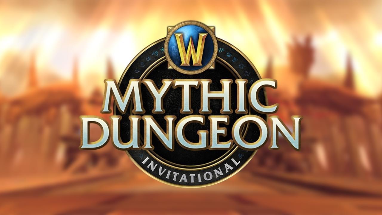 魔兽世界全球史诗钥石地下城邀请赛来了!