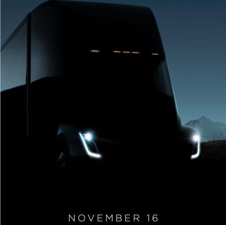 终于不再推迟 特斯拉即将发布电动卡车