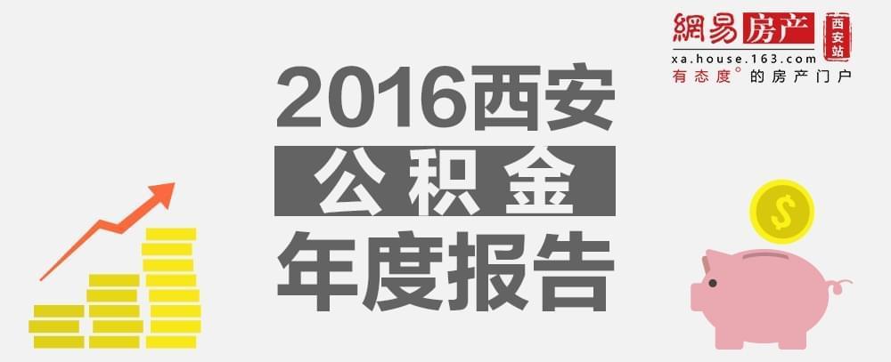 2016西安公积金年度报告
