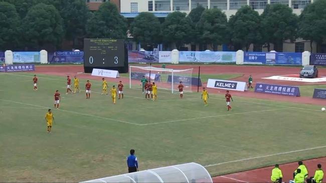 恒大青年队0-3不敌越南队 这比分竟惊呆越南媒体