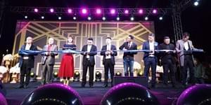 网易独家:蚌埠胡桃里音乐酒馆开业盛典