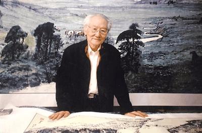 【草原群英·回望70年】官布:用画笔寻觅草原彩色的灵