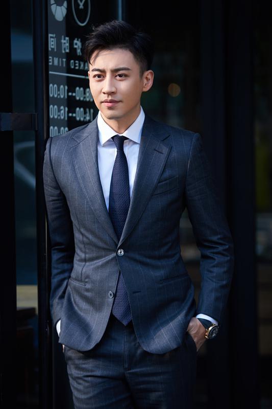 演员刘凯《内衣先生》热播
