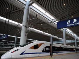 西成高铁开7趟列车 太原到成都至少节省15个小时