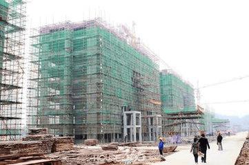 惠州城管对楼盘工地进行专项检查 不合格勒令整改