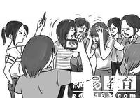 初三女生遭4女孩棍打扇耳光 警方已介入调查