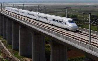 大西高铁太原至原平段8月通车 车程不足半小时