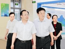 吴政隆至泰调研强调:打造扬子江城市群产业发展新高地