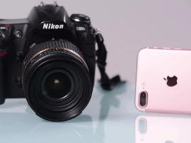 媒体:再过两三年iPhone相机可匹敌现在的单反?