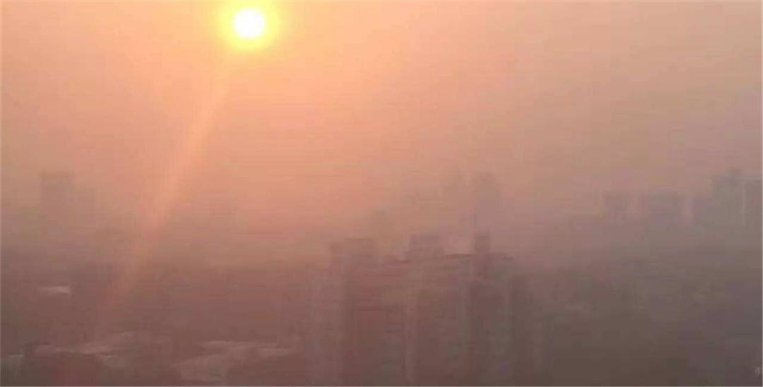 郑州重污染天气预警 橙色升级为红色