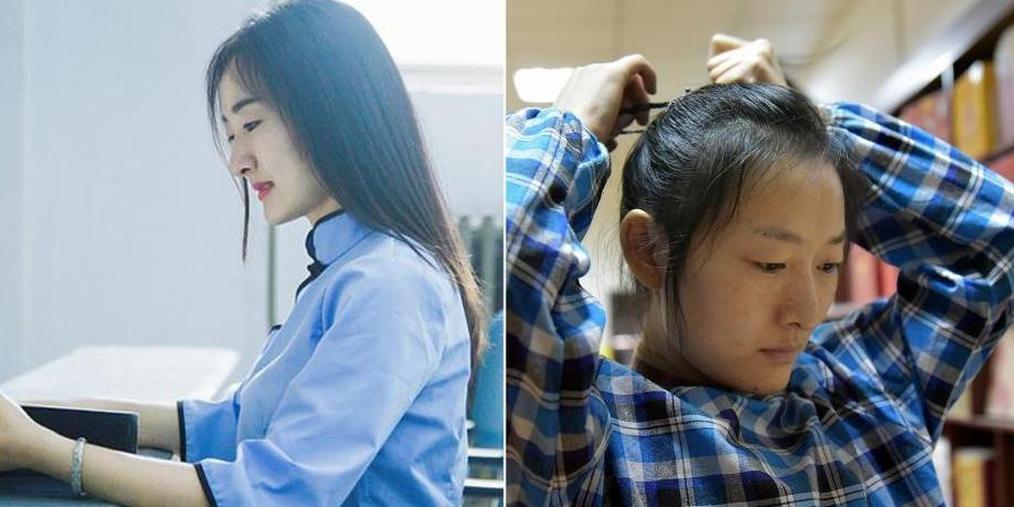 25岁女大学生放弃北京工作 美女变成丑小鸭