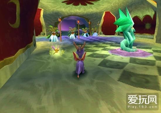 游戏史上的今天:欧美平台游戏明星《小龙斯派罗》