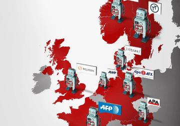 欧洲15国自动化新闻发展状况