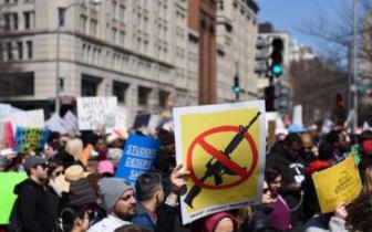 枪击事件每年致数千亿损失 世上无枪会怎样?