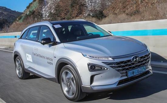 德拟建400加氢站 现代视其为燃料电池车关键市场