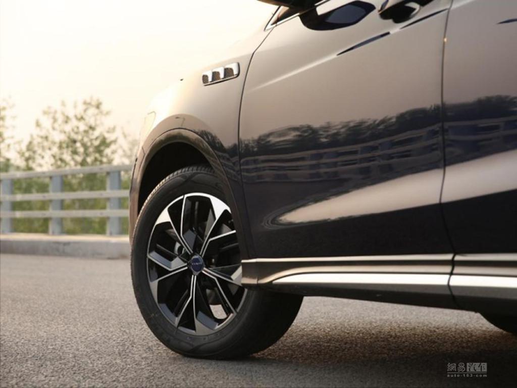 预计7月上市/中型SUV君马SEEK 5官图发布