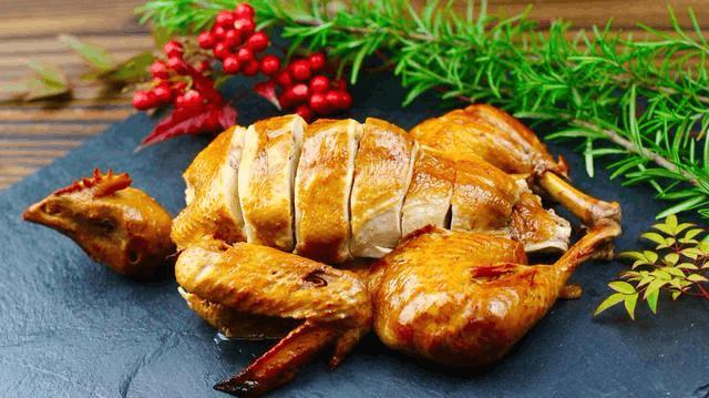 光绪年间的沟帮子熏鸡 中国四大美食名鸡之首