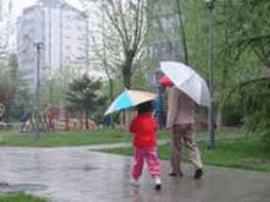 15日长春北部有中雨 吉林全省最高气温24℃