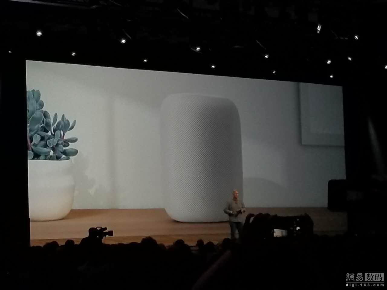苹果智能音箱HomePod发布:八单元/约售2374元
