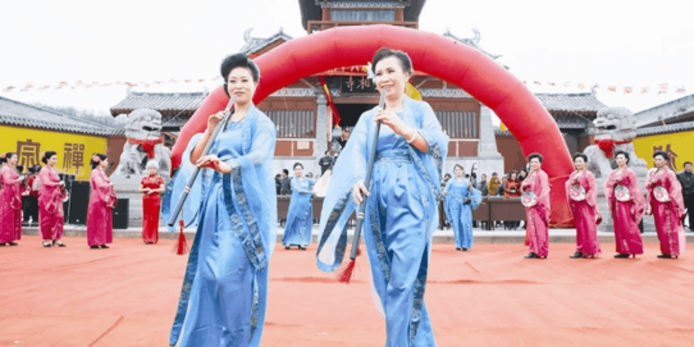 达摩祖师纪念大典 在陕州空相寺举行