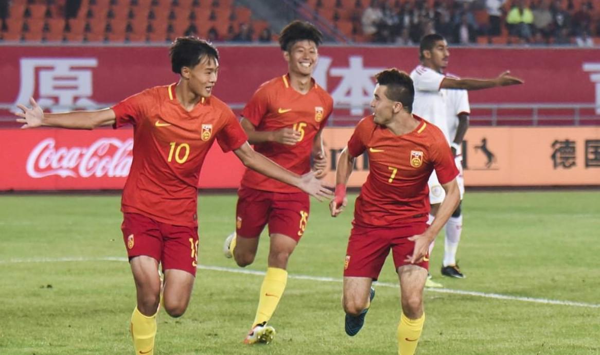 亚预赛-刘若钒破门 国青1-0缅甸小组头名进正赛