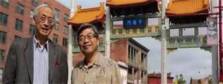 韦业祖:为华埠留下建筑遗产