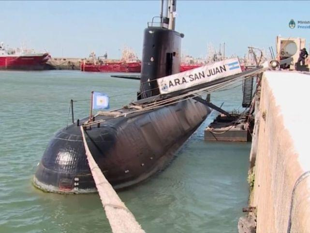 阿根廷政府组织调查组 调查潜艇失联事件
