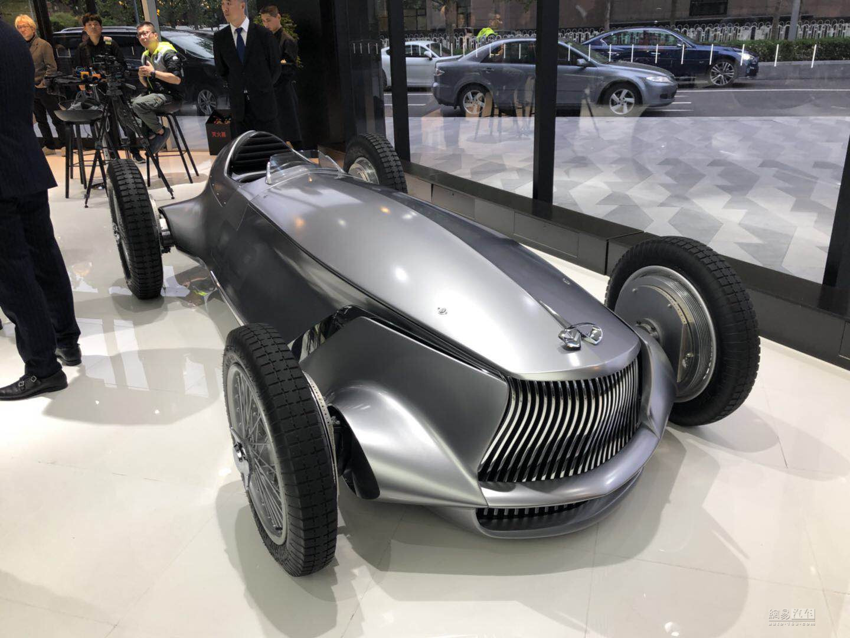 复古+未来 英菲尼迪Prototype 9概念车