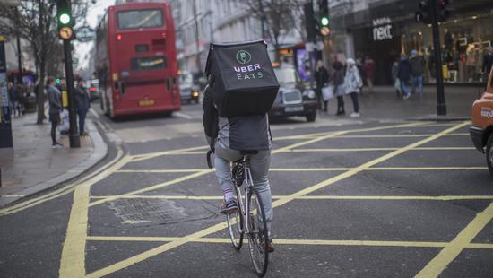 Uber外卖业务进展顺利,计划新拓展100个城市