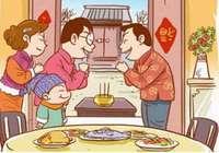 父母该怎样培养孩子过春节的礼仪?